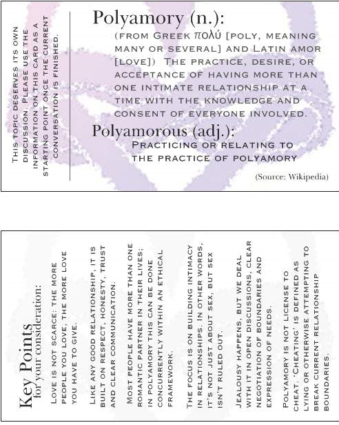 A Polyamory Card